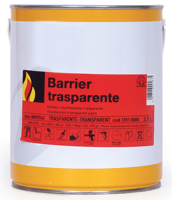 BARRIER-TRASPARENTE